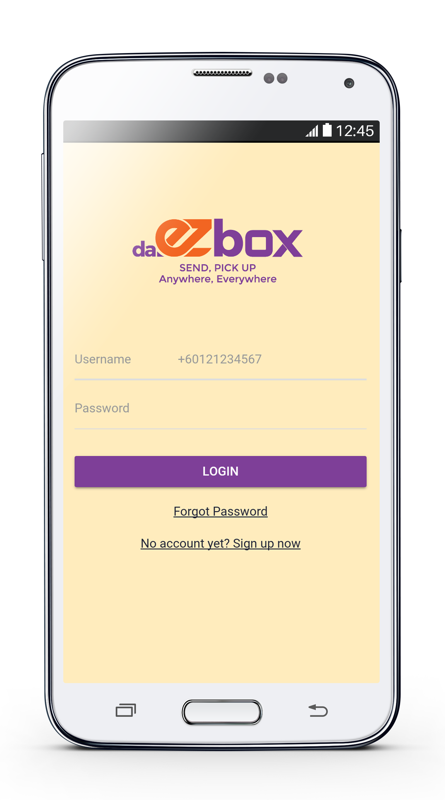 daezbox mobile apps